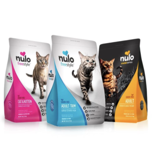 Nulo cat foods